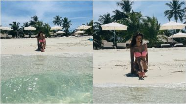 Disha Patani in a Pink Bikini Serves as an Early Birthday Surprise for Her Fans