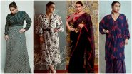 Vidya Balan's Style File for Sherni Promotions Was All About Prints and Some More Prints (View Pics)
