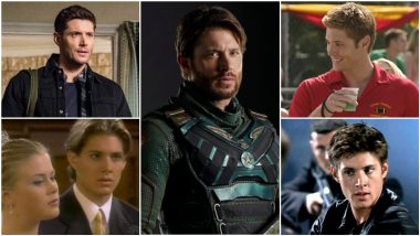 Jensen Ackles in The Boys Season 3: From Supernatural to Dark Angel, 5 Past Roles of the Actor To Check Out (LatestLY Exclusive)