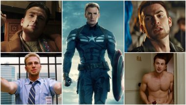 Chris Evans Birthday Special: 5 Roles of the Avengers Actor That Are Polar Opposite to Being Captain America (LatestLY Exclusive)