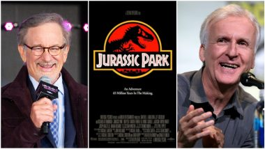 Jurassic Park Throwback: Did You Know Steven Spielberg's Sci-fi Masterpiece Was Almost Directed by James Cameron?