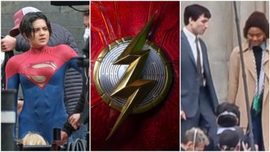 The Flash: From Michael Keaton's Batman to Sasha Calle's Supergirl, 5 Leaked BTS Pictures That Have Us Excited for Ezra Miller's Next DC Outing