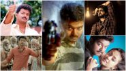 Thalapathy Vijay Birthday Special: From Kushi to Master, 7 Best Films of the Tamil Superstar Ranked as per IMDb (LatestLY Exclusive)