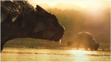 Jurassic World Dominion: From Giganotosaurus vs T-Rex to Origin of the Park, 5 'Leaked' Details From the Preview IMAX Teaser You Should Know Of! (LatestLY Exclusive)