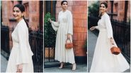 There is a Beauty in Simplicity and Sonam Kapoor is Here to Prove It (View Pics)