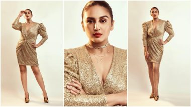 Shimmer and Shine, That's Huma Qureshi's Style Mantra Currently (View Pics)