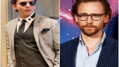 Entertainment News | Shah Rukh Khan Responds to Loki Aka Tom Hiddleston's Recent Appreciation for Him