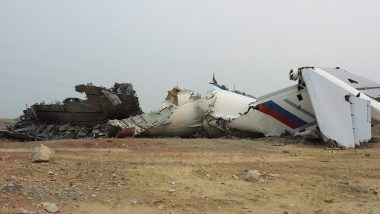 Military Plane Crashes in Myanmar; Rescue Operation Underway