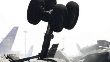 World News   4 Killed, 8 Injured in Airplane Crash in Russia's Kemerovo