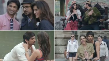 Kriti Sanon Remembers Sushant Singh Rajput And Raabta; Says, 'Little did I know It Would Be Our First And Last'