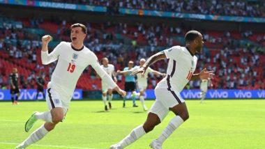 Euro 2020: Raheem Sterling Gives England 1-0 Win Over Croatia at Wembley Stadium