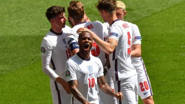 Raheem Sterling Leads England to 1-0 Win Against Croatia In Euro 2020 Match (Watch Goal Highlights)