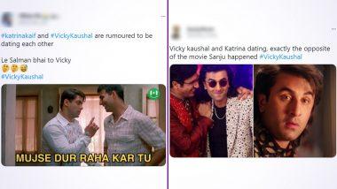 Vicky Kaushal And Katrina Kaif's Dating Confirmation Leads To Twitterati Sharing Funny Memes and Jokes On Salman Khan And Ranbir Kapoor