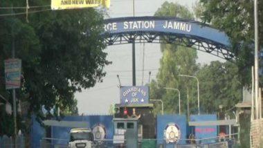 Jammu Air Force Station Blast: Alert in Punjab's Pathankot After Explosives-Laden Drones Crash Into IAF Station