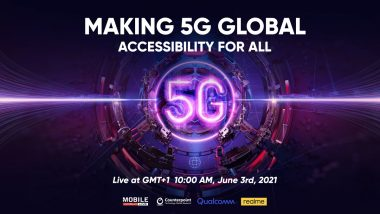 Realme 5G Global Summit: Realme GT 5G Expected To Be Launched Today, Watch LIVE Streaming Here