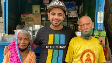Baba Ka Dhaba: Gaurav Wasan Shares a Heart Warming Picture With the Old Couple After They Issue an Apology for Maligning His Name
