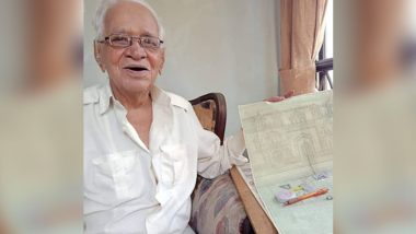 Marutirao Kale Dies at 92 Due to COVID-19 Complications; Art Director Was Known for His Works in Deewar, Kabhi Kabhie