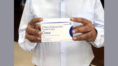 2-DG, DRDO's Anti COVID-19 Drug Effective Against All Coronavirus Variants, Says Study