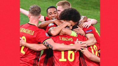 UEFA Euro 2020: Belgium Beat Portugal 1-0 to Reach Quarterfinals