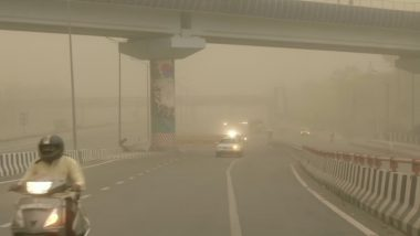 Weather Forecast: Strong Surface Winds of 25-35 KMPH Likely to Prevail Over Northwest India Over Next 4 Days; Temperature to Fall By 2-4 Degree Celsius