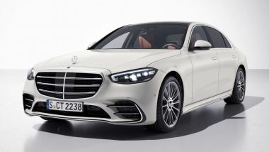 2021 Mercedes-Benz S-Class Launched in India at Rs 2.17 Crore; Check Features, Variants & Specifications