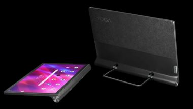 Lenovo Yoga Tab 13 With Google Entertainment Space Launched at $679