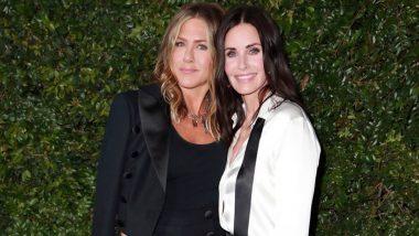 Jennifer Aniston's Loving Birthday Wish for Friends Co-Star Courteney Cox Is Unmissable