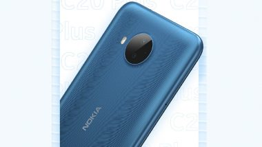 Nokia C20 Plus To Be Launched in China on June 11, 2021