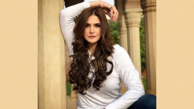 Zareen Khan Reveals She Was Told to Put on Weight for Salman Khan's Veer