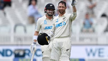 Live Cricket Streaming Online of England vs New Zealand 1st Test 2021 Day 2: Watch ENG vs NZ Free Telecast on Sony SIX