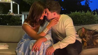 Nick Jonas Shares Romantic Picture With Wifey Priyanka Chopra, Says He is Missing His 'Heart'