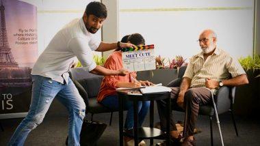 Telugu Star Nani Kickstarts Shoot of His Upcoming Production Venture 'Meet Cute'