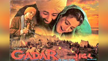 20 Years 0f Gadar: Sunny Deol Thanks Fans, Says 'We Made a Film, You Made It an Event'