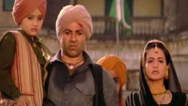 Gadar Turns 20: Director Anil Sharma Talks About the Scene From Sunny Deol, Ameesha Patel's Film That Gives Him Goosebumps