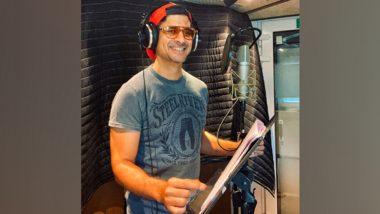 Tahir Raj Bhasin Begins Dubbing For Taapsee Pannu's Looop Lapeta