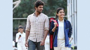 Dear Comrade: Rashmika Mandanna, Vijay Deverakonda Film's Hindi Dubbed Version Crosses 250 Million Views on YouTube