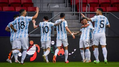 Argentina 1-1 Colombia (Pen 3-2), Copa America 2021: Emiliano Martinez Saves Three Penalties As Albiceleste Set Final Date With Brazil