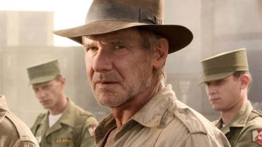 Harrison Ford Injures Shoulder on Indiana Jones 5 Set While Rehearsing a Fight Scene