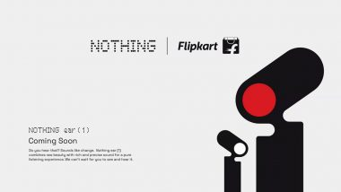 Nothing ear (1) To Be Sold Online Exclusively via Flipkart; India Launch Soon