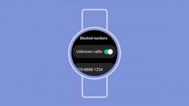 MWC 2021: Samsung Reveals One UI Watch