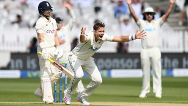 ENG vs NZ, 1st Test Day 2 Stat Highlights: Devon Conway's Double Century Keeps New Zealand In Dominant Position At Lord's