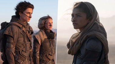Timothee Chalamet, Zendaya's Dune to World Premiere at Venice Film Festival in September