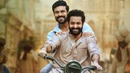 RRR: First Song From SS Rajamouli's Magnum Opus To Release on August 1 at THIS Time!