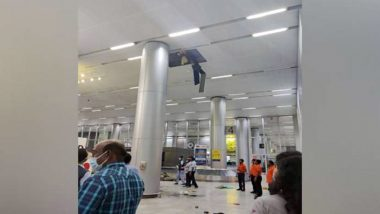 Hyderabad: Plumber Dies After Inhaling Toxic Fumes While Cleaning Drainage Pipeline at Airport