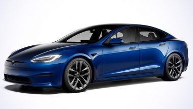Tesla Restarts Deliveries of Model S: Report