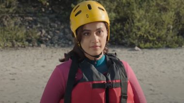Haseen Dillruba: Director Vinil Mathew Talks About Filming a Rafting Scene in a Fast-Moving Rapid River for Taapsee Pannu Starrer