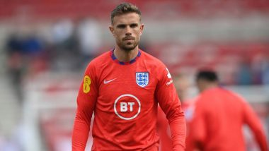 Jordan Henderson Injury Update: Gareth Southgate Skeptical About Midfielder's Participation In Euro 2020 Opener