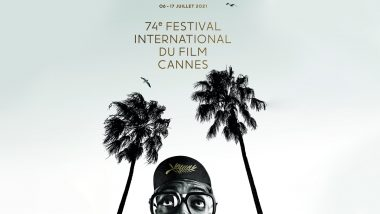 Spike Lee Graces the Cannes Film Festival 2021 Poster (See Pic)