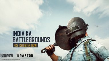 PUBG Mobile's Indian Version 'Battlegrounds Mobile India' Crosses 20 Million Pre-Registrations