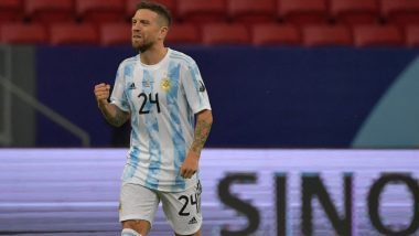 Argentina 1-0 Paraguay, Copa America 2021 Result: Alejandro Gomez's Goal Gives Albiceleste Second Consecutive Win (Watch Goal Video Highlights)